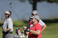 J.B. Holmes (Team USA) on the 7th fairway during the Friday afternoon Fourball at the Ryder Cup, Hazeltine national Golf Club, Chaska, Minnesota, USA.  30/09/2016<br /> Picture: Golffile | Fran Caffrey<br /> <br /> <br /> All photo usage must carry mandatory copyright credit (&copy; Golffile | Fran Caffrey)