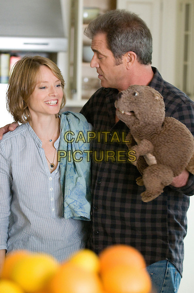 Jodie Foster, Mel GibsonThomas Stewart.in The Beaver.*Filmstill - Editorial Use Only*.CAP/PLF.Supplied by Capital Pictures.