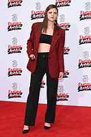 Lara Peake<br /> arriving for the Empire Film Awards 2017 at The Roundhouse, Camden, London.<br /> <br /> <br /> &copy;Ash Knotek  D3243  19/03/2017