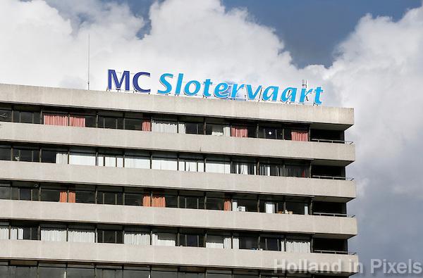 Nederland  Amsterdam  2016. Ziekenhuis MC Slotervaart.   Foto Berlinda van Dam / Hollandse Hoogte