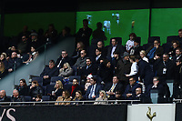 1st March 2020; Tottenham Hotspur Stadium, London, England; English Premier League Football, Tottenham Hotspur versus Wolverhampton Wanderers; Comedian Michael Mcintyre watches the game from the directors box
