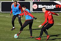 30.01.2018: Eintracht Frankfurt Training