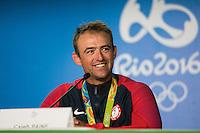 AR_08162016_RIO_PREOLYMPICS_0314.ARW  © Amory Ross / US Sailing Team.  RIO DE JENEIRO - BRAZIL. August 16, 2016. Day 9 of racing at the Olympics.