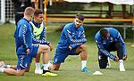 01.08.2018 Rangers training: Daniel Candeias