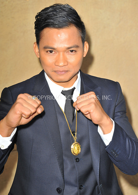 WWW.ACEPIXS.COM<br /> <br /> May 6 2015, LA<br /> <br /> Tony Jaa arriving at the premiere Of 'Skin Trade'  at the Egyptian Theatre on May 6, 2015 in Hollywood, California.<br /> <br /> <br /> By Line: Peter West/ACE Pictures<br /> <br /> <br /> ACE Pictures, Inc.<br /> tel: 646 769 0430<br /> Email: info@acepixs.com<br /> www.acepixs.com