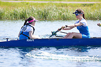Race: 28  Event: W Club 8+  Heat B<br /> <br /> Wallingford Regatta 2018<br /> <br /> To purchase this photo, or to see pricing information for Prints and Downloads, click the blue 'Add to Cart' button at the top-right of the page.