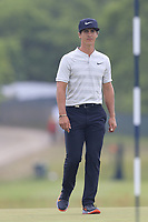 Thorbjorn Olesen (DEN) on the 2nd green during Friday's Round 2 of the 118th U.S. Open Championship 2018, held at Shinnecock Hills Club, Southampton, New Jersey, USA. 15th June 2018.<br /> Picture: Eoin Clarke | Golffile<br /> <br /> <br /> All photos usage must carry mandatory copyright credit (&copy; Golffile | Eoin Clarke)