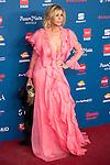 Bibiana Fernandez attends to the photocall of the Gala Sida at Palacio de Cibeles in Madrid. November 21, 2016. (ALTERPHOTOS/Borja B.Hojas)