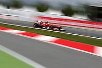 MONTMELO, ESPANHA, 10 DE MAIO DE 2013 - O piloto brasileiro Felipe Massa durante treino para o GP da Espanha de Fórmula 1 no circuito da Catalunha, em Montmelo, perto de Barcelona, Espanha, nesta sexta-feira, 10. FOTO: PIXATHLON / BRAZIL PHOTO PRESS.