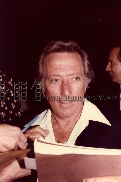 Andy Williams 1979 in New York City.