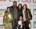 LOS ANGELES, CA - DECEMBER 08: Mekhi Phifer and family attend Charlie Ebersol's 'Charlieland' Birthday Party And Charity: Water Fundraiser on December 8, 2012 in Los Angeles, California.