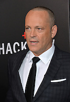 LOS ANGELES, CA. October 24, 2016: Actor Vince Vaughn at the Los Angeles premiere of &quot;Hacksaw Ridge&quot; at The Academy's Samuel Goldwyn Theatre, Beverly Hills.<br /> Picture: Paul Smith/Featureflash/SilverHub 0208 004 5359/ 07711 972644 Editors@silverhubmedia.com