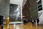 Excursion to Malmö - Sweden; here, Congress- and Concert Hall; December 05, 2018 -- International Trade Union Confederation - 4th ITUC World Congress 'Building Workers' Power' at Bella Center, Copenhagen-Denmark -- Photo: © HorstWagner.eu / ITUC