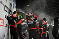 IMSA WeatherTech SportsCar Championship<br /> Motul Petit Le Mans<br /> Road Atlanta, Braselton GA<br /> Saturday 7 October 2017<br /> 31, Cadillac DPi, P, Dane Cameron, Eric Curran, Michael Conway, 2, Nissan DPi, P, Scott Sharp, Ryan Dalziel, Brendon Hartley, 6, ORECA LMP2, P, Helio Castroneves, Simon Pagenaud, Juan Pablo Montoya<br /> World Copyright: Richard Dole<br /> LAT Images<br /> ref: Digital Image RDPLM470