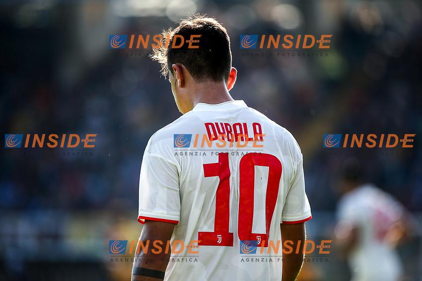Paulo Dybala of Juventus <br /> Lecce 26-10-2019 Stadio Via del Mare <br /> Football Serie A 2019/2020 <br /> US Lecce - Juventus FC <br /> Photo Federico Tardito / Insidefoto