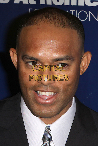 MARIANO RIVERA .6th Annual Joe Torre Safe At Home Foundation Gala honoring the 1998 World Series Champion New York Yankees held at Chelsea Piers, New York, NY, USA..November 7th, 2008.headshot portrait .CAP/ADM/PZ.©Paul Zimmerman/AdMedia/Capital Pictures.