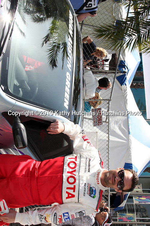 Brian Austin Green.at the Toyota Celeb Race Qualifying 2010.Toyota Celeb Race Qualifying 2010.Long Beach, CA.April 16, 2010.©2010 Kathy Hutchins / Hutchins Photo...