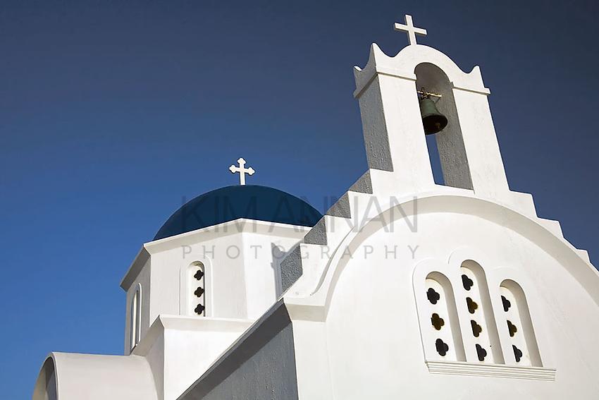 Paros Church