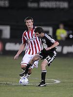 DC United midfielder Ben Olsen (14).  Chivas USA defeated DC United 2-0  at RFK Stadium, Saturday October 3, 2009.