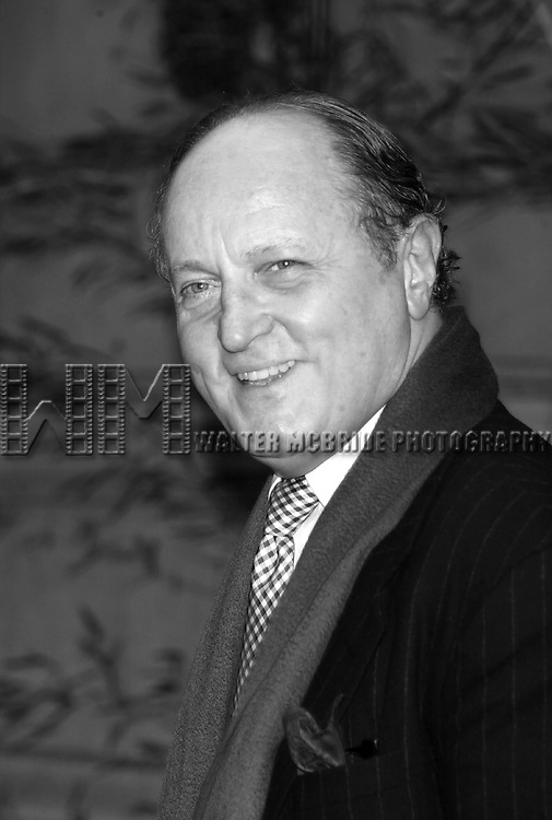 Mario Buatta at the CARTIER presents an Evening Where East meets West,  acelebration of <br />