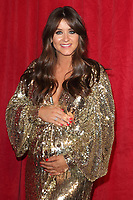 Brooke Vincent at The British Soap Awards 2019 arrivals. The Lowry, Media City, Salford, Manchester, UK on June 1st 2019<br /> CAP/ROS<br /> ©ROS/Capital Pictures