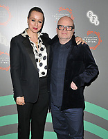 Samantha Morton and Dominic Savage at the &quot;I Am Kirsty&quot; BFI &amp; Radio Times Television Festival panel discussion &amp; Q&amp;A, BFI Southbank, Belvedere Road, London, England, UK, on Sunday 14th April 2019.<br /> CAP/CAN<br /> &copy;CAN/Capital Pictures