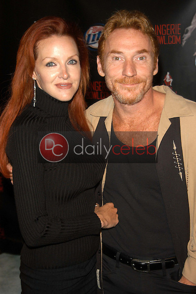 Danny Bonaduce and wife