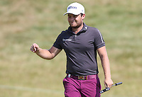 Tyrrell Hatton (ENG) cards a 69 during Round Three of the 2015 Alstom Open de France, played at Le Golf National, Saint-Quentin-En-Yvelines, Paris, France. /04/07/2015/. Picture: Golffile | David Lloyd<br /> <br /> All photos usage must carry mandatory copyright credit (© Golffile | David Lloyd)