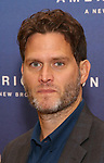 "Steven Pasquale attends the Cast photo call for the New Broadway Play ""American Son"" on September 14, 2018 at the New 42nd Street Studios in New York City."