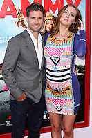 "HOLLYWOOD, LOS ANGELES, CA, USA - JUNE 30: Actress Eva Amurri Martino (L) and husband Kyle Martino (R) arrive at the Los Angeles Premiere Of Warner Bros. Pictures' ""Tammy"" held at the TCL Chinese Theatre on June 30, 2014 in Hollywood, Los Angeles, California, United States. (Photo by Xavier Collin/Celebrity Monitor)"