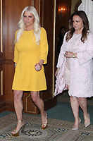 NEW YORK, NY May 11, 2018: Jessica Simpson, Tina Simpson attend 2018 Outstanding Mother Awards  at the Pierre Hotel in New York. May 11, 2018 <br /> CAP/MPI/RW<br /> &copy;RW/MPI/Capital Pictures