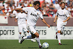 09 August 2009: Real Madrid's Raul Gonzalez (ESP). Real Madrid of Spain's La Liga defeated DC United of Major League Soccer 3-0 at FedEx Field in Landover, Maryland in an international club friendly soccer match.
