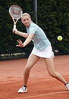 12-8-06,Den Haag, Tennis Nationale Jeugdkampioenschappen, winnaar meisjes 18 jaar, Marrit Boonstra