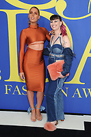 BROOKLYN, NY - JUNE 4: Carmen Carrera at the 2018 CFDA Fashion Awards at the Brooklyn Museum in New York City on June 4, 2018. <br /> CAP/MPI/JP<br /> &copy;JP/MPI/Capital Pictures