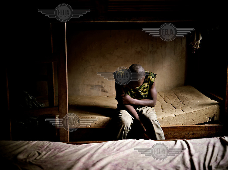 Anonymous boy (age unknown to himself, aprx. 17 years old) who was forcibly recruited by FLDR, a Rwandan militia who forced him to cook and be a porter for them. He is himself of Rwandan origin, and hope soon to be repatriated with his father who still lives in Rwanda.