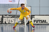 Mark Croft of England during England vs Poland, International Futsal Friendly at St George's Park on 2nd June 2018