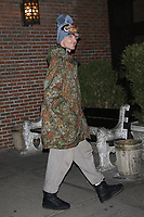NEW YORK, NY - JANUARY 26: Ninja of Die Antwoord  seen on January 26, 2018 in New York City. Credit: DC/MediaPunch