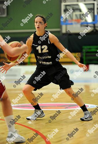 2012-10-17 / Basketbal / seizoen 2012-2013 / Sint-Katelijne-Waver / Freya Mertens..Foto: Mpics.be
