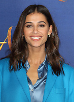 Naomi Scott at the 'Aladdin' Cast Photocall in the Rosewood Hotel, Holborn, London on May 10th 2019<br /> CAP/ROS<br /> &copy;ROS/Capital Pictures