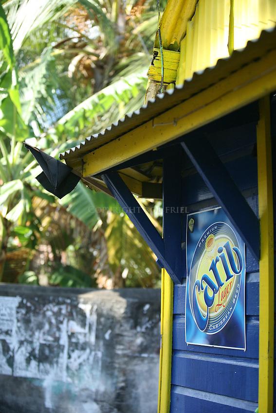 Yellow Bird Bar #2.Bridgetown, St. Michael's Parish.Barbados.