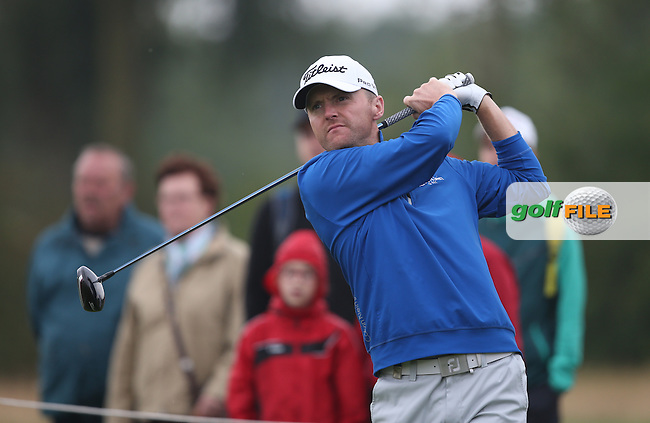 Michael Hoey (NIR) carded a 69 for T22 (-15) during the Final Round of the BMW International Open 2014 from Golf Club Gut Lärchenhof, Pulheim, Köln, Germany. Picture:  David Lloyd / www.golffile.ie