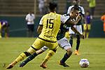 Deportivo Cali venció 2-1 Alianza Petrolera. Fecha 16 Liga Águila I-2018.