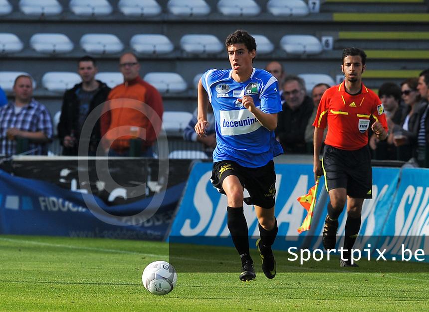 KSV Roeselare : Daniel Ternest.foto DAVID CATRY / BART VANDENBROUCKE / VDB