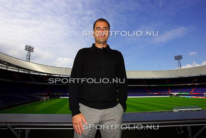 Nederland, Rotterdam, 30 augustus 2007 .Peter Bosz, technisch directeur van Feyenoord