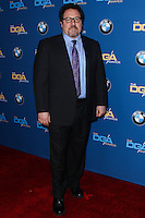 CENTURY CITY, CA - JANUARY 25: Jon Favreau at the 66th Annual Directors Guild Of America Awards held at the Hyatt Regency Century Plaza on January 25, 2014 in Century City, California. (Photo by Xavier Collin/Celebrity Monitor)