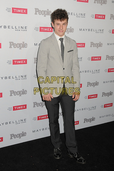 16 September 2015 - West Hollywood, California - Nolan Gould. People Magazine &quot;Ones To Watch&quot; Event held at Ysabel. <br /> CAP/ADM/BP<br /> &copy;BP/ADM/Capital Pictures