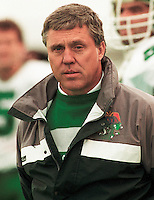 Dom Matthews head coach of the Saskatchewan Roughriders from 1991-1993. Photo Scott Grant