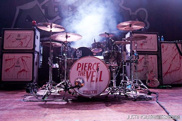 Pierce The Veil House Of Blues Concert