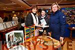 Enjoying the Presentation Secondary Castleisland School's 90th celebrations at River Island Hotel on Friday were Mary Brosnan, Roseanne O'Shea and Ita Hickey