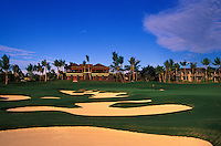 Hualani Resort number 18 designed by Jack Nicklaus, Big Island